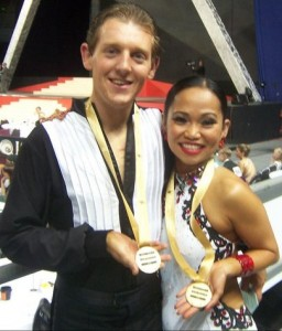 Robelen Bajar - 2010 Australian Dancesport Championships