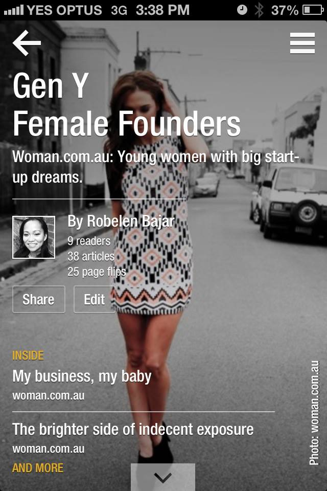 Gen Y Female Founders